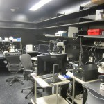Scope Room (includes two spinning disk systems)