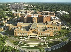 The NIH - Bethesda, MD